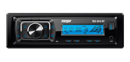 Estereo Targa Tag5018 Bt/mp3/52wx4/usb