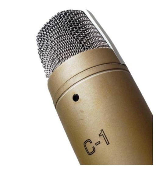 Microfone Behringer Condensador C-1