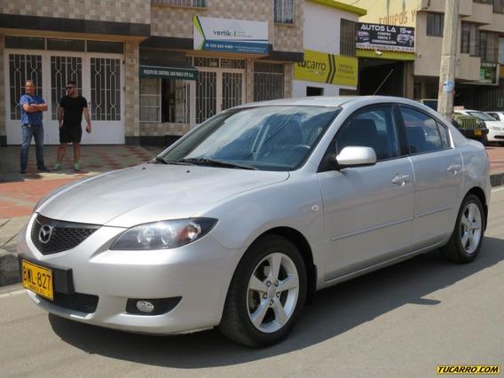 Mazda Mazda 3 Mt 1600 Aa Abs