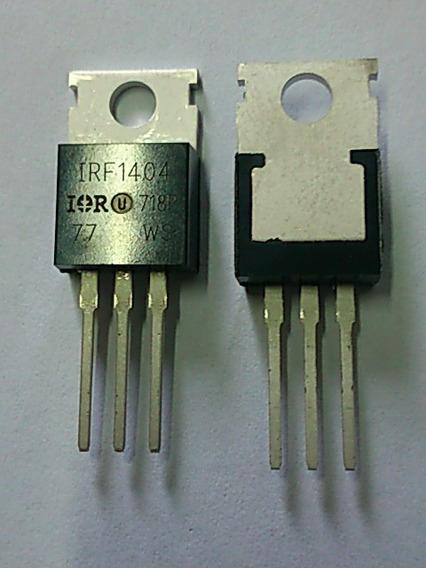 30 Transistor Mosfet Irf1404