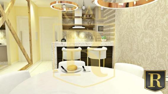 Apartamento Para Venda Em Guarapuava, Santa Cruz - Ap-0035_2-807064