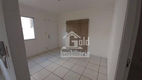 Imagem 1 de 6 de Apartamento Com 2 Dormitórios À Venda, 48 M² Por R$ 150.000,00 - Jardim Maria Goretti - Ribeirão Preto/sp - Ap4638
