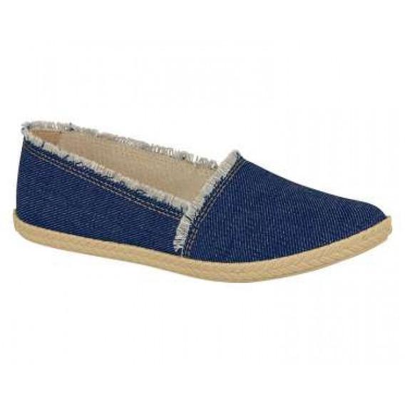 Sapatilha Moleca 5287.131 - Azul - Delabela Calçados