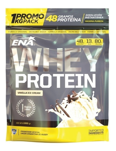 Whey Protein 1 Kg Promocion Imbatible Pack-imperdible