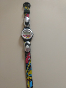 Mini Relógio Infantil P/meninos /prova Dágua /novos/variados