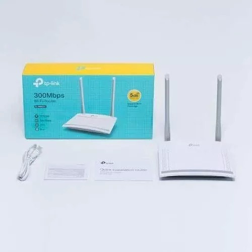 Roteador Wireless 300mbps Tp-link Wr820n