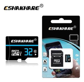 Cartão Memoria Eshakhare Micro Sdxc 32gb Classe 10