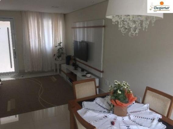 04895 - Casa De Condominio 3 Dorms. (1 Suíte), Vila Mangalot - São Paulo/sp - 4895