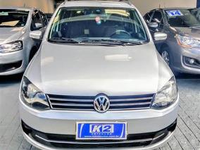 Volkswagen Spacefox 1.6 Mi Sportline 8v Flex 4p Automatizado