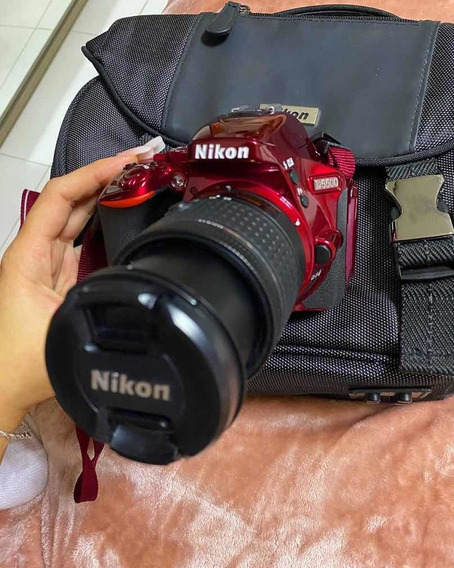 Camera Profissional Nikon D5500