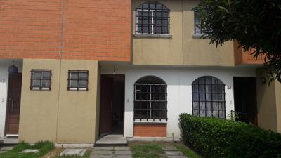 Rento Casa En Lerma, Toluca