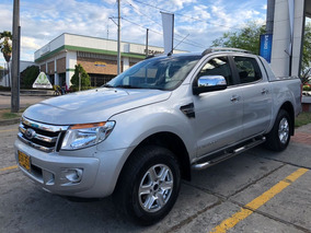 Ford Ranger Limited Automatica 4x4 Modelo 2015
