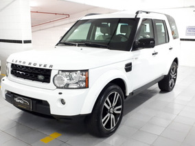 Land Rover Discovery 4 Black & White 3.0 Bi Turbo Blindada