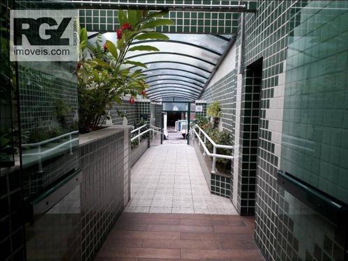 Imagem 1 de 18 de Sala À Venda, 110 M² Por R$ 499.000,00 - Marapé - Santos/sp - Sa0239