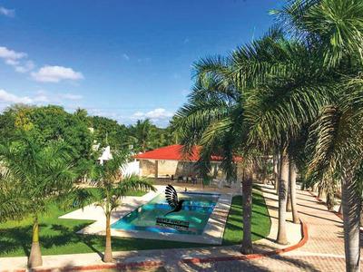 Bungalow Para 8/10 Pax. En Villa Ecuestre Mexicana