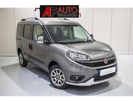 Fiat Doblo Familiar 5 O 7 Asientos 0km 2020 - Tomo Usados D
