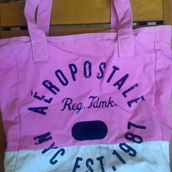 Bolsa Tiracolo Rosa Pink Aeropostale.