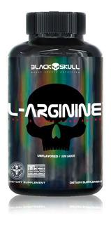 L-arginina 100% Pure - 60tabs - Black Skull