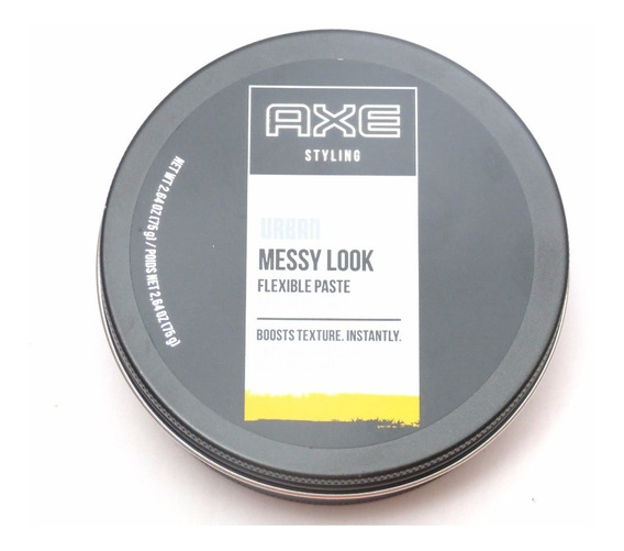 Axe Styling Urban Messy Look Hair Paste Flexible