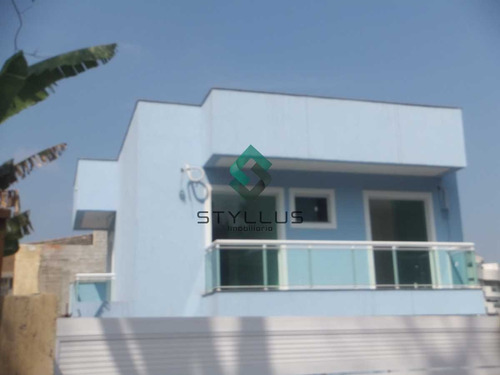 Casa De Rua-à Venda-freguesia (jacarepaguá)-rio De Janeiro - C70295