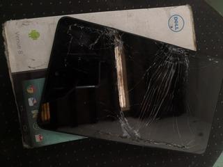 iPad Tablet Dell Venue 8 Para Reparar Pantalla