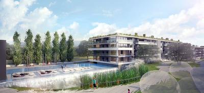 Emprendimiento Greenpark– Luxury Condominuim