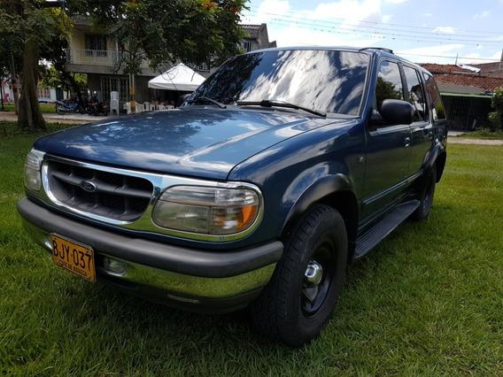 Ford Explorer Xlt Elite 4lt Sohc