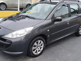 Peugeot 207 Sw 1.4 Xr Flex 2009