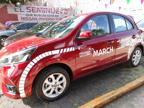 Imagen 1 de 10 de Nissan March 2021 1.6 Advance At