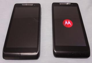 Celular Motorola Razr D3 Xt 920 (2 Unid)