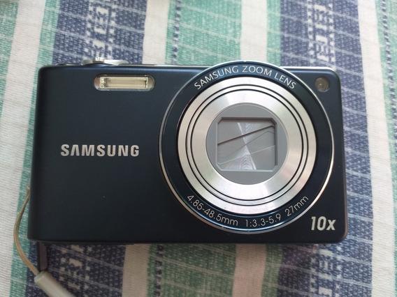 Câmera Fotográfica Digital Samsung Pl210 Zoom 10x