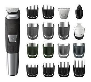Afeitadora Philips Multiusos 8 En 1 Barba Cabeza Cejas Turbo