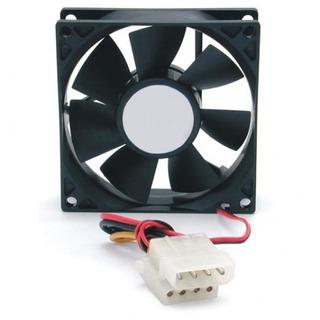 Ventilador Auxiliar 8x8 X 25mm 12vol. Conector Molex