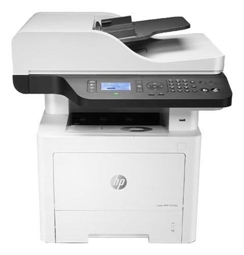 Impressora multifuncional HP M432FDN branca 110V