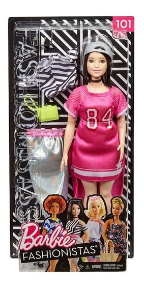 Barbie Fashionista Roupas E Acessorios Look Modelo 101 Fjf67
