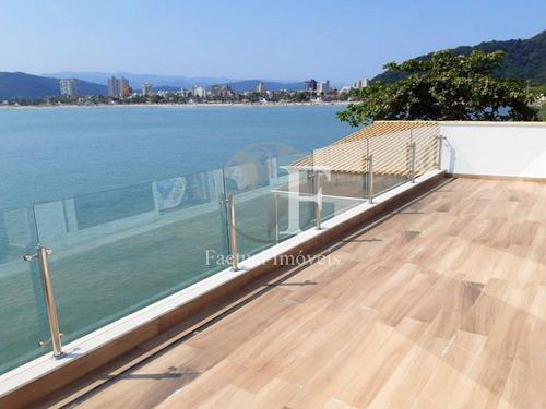 Casa Com 3 Dormitórios À Venda, 300 M² - Condomínio Península - Guarujá/sp - Ca3020