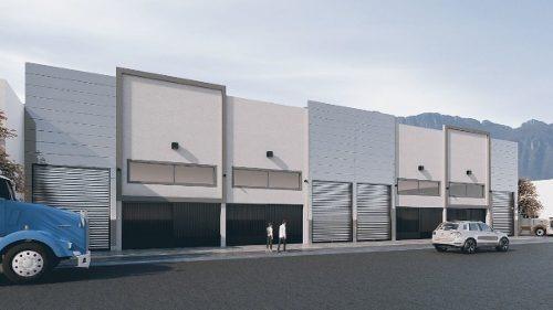 Bodega En Renta 400m2 Con Oficinas Fleteros Muy Cerca Av. Gonzalitos Y Av. Mader