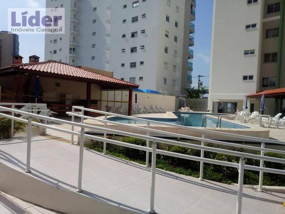 Apartamento Com 2 Dormitórios À Venda, 63 M² Por R$ 400.000,00 - Indaiá - Caraguatatuba/sp - Ap0547