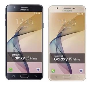 Samsung J5 Prime 16 Gb-reacondicionado A Nuevo Sin Detalles