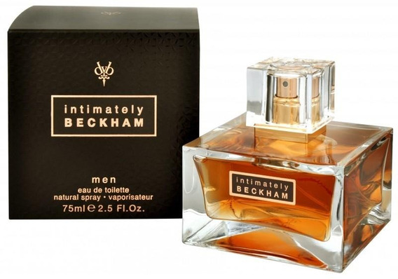 Perfume David Beckham Intimately Importado 75ml No Brasil!
