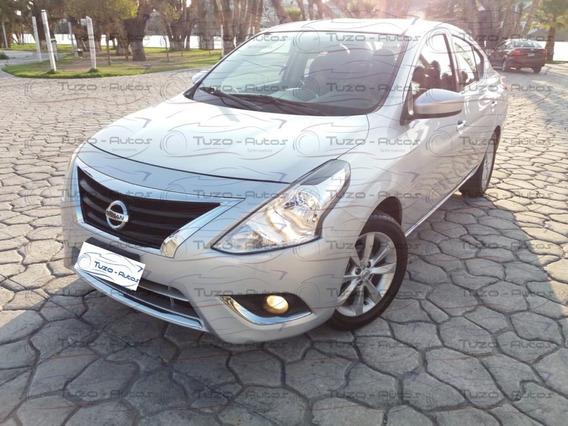 Nissan Versa 1.6 Advance Aut. 2016