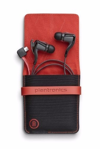 Plantronics Backbeat Go 2 Bluetooth + Acessórios