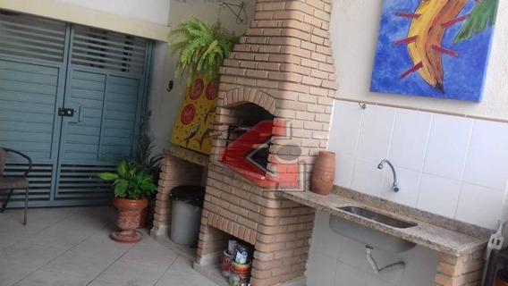 Casa Com 3 Dormitórios À Venda, 160 M² Por R$ 630.000 - Jardim Hollywood - São Bernardo Do Campo/sp - Ca0491