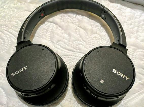Fone Headphone Sony Wh-ch700n Bluetooth Noise Cancelation