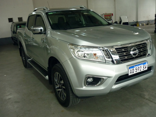 Nissan Frontier Np300 Le 4x4 Automatica Full Full