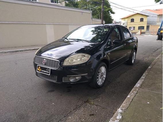 Fiat Linea 2010 Automatica Linda Completa Sem Score
