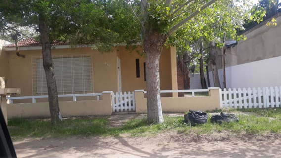 Casa 3 Ambientes, Exc Estado, P/6 Personas, Sola En Lote
