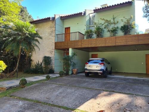 Casa Em Condomínio 4 Quartos Santana De Parnaíba - Sp - Tamboré - 877