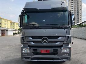 Mercedes-benz Actros 2546 Ano:2012 C/ 460.000 Km Muito Novo