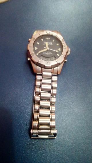 Relógio Technos Chronoalarm Skydiver Professional